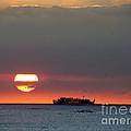 Pacific Sunset by Eva Kato