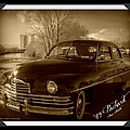Packard Classic At Truckee River by Bobbee Rickard