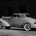 Packard Eight by David Jeffries