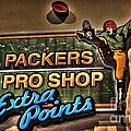 Packer Pro Shop by Tommy Anderson