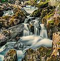 Packhorse Waterfall by Adrian Evans