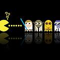 Pacman Star Wars - 3 by NicoWriter