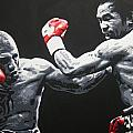 Pacman V Cotto by Geo Thomson