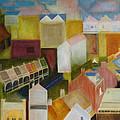 Paddington Landscape by Robert Silverton