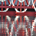 Paddle Wheel by AnnaJo Vahle