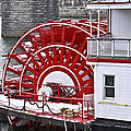 Paddle Wheel by Tom and Pat Cory