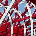 Paddlewheel by Christi Kraft