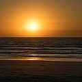 Padre Sunrise by JL Griffis