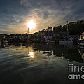 Padstow Dusk  by Rob Hawkins