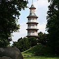 Pagoda I - Dessau Woerlitz by Christiane Schulze Art And Photography