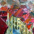 Prague by Uma Krishnamoorthy