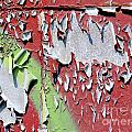 Paint Abstract by Ed Weidman