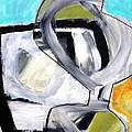 Paint Improv 12 by Jane Davies
