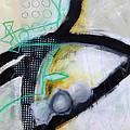 Paint Improv 5 by Jane Davies