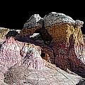 Paint Mines IIi-the Vertex by Dan Sabin