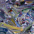 Paint Number 57 by James W Johnson