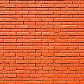 Painted Brick Wall by Dutourdumonde Photography