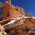 Painted Hand Pueblo by Adam Jewell