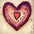 Painted Heart by Jill Battaglia