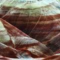 Painted Hills Close Up by Rick Luiten