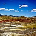 Painted Hills by Lee Sage
