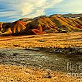 Painted Hills Sunset by Adam Jewell