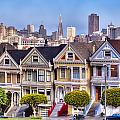 Painted Ladies by Bill Dodsworth