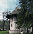Painted Monastery by Jeffrey Kolker