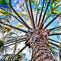 Painted Palms by Alice Gipson
