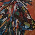 Painted Pony 1 by Tammy Aragon
