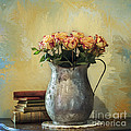 Painted Roses by Terry Rowe