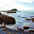 Painted Seascape by Athena Mckinzie