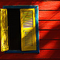 Painted Window - Mike Hope by Michael Hope