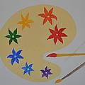 Painter's Bliss by Sonali Gangane