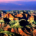 Painting The Grand Canyon National Park by Bob and Nadine Johnston