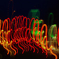 Painting With Light 5 by Jennifer Muller