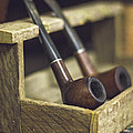 Pair Of Pipes by Heather Applegate