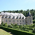 Palace And Garden Bussy Rabutin - Burgundy by Christiane Schulze Art And Photography