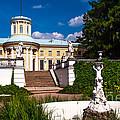 Palace Archangelskoe. Russian Versal by Jenny Rainbow