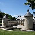 Palace Bussy - Rabutin - Burgundy by Christiane Schulze Art And Photography