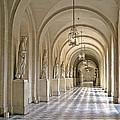 Palace Corridor by Ann Horn