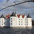Palace Gluecksburg - Germany by Christiane Schulze Art And Photography