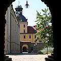 Palace Moritzburg - Zeitz by Christiane Schulze Art And Photography