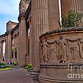 Palace Of Fine Arts -3 by Tommy Anderson