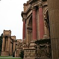Palace Of Fine Arts by Christiane Schulze Art And Photography