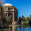 Palace Of Fine Arts In Color by Bill Gallagher