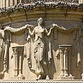 Palace Of Fine Arts Relief San Francisco by Christiane Schulze Art And Photography