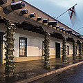 Palace Of The Governors Santa Fe by Dave Dilli