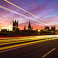 Palace Of Westminster by Travel and Destinations - By Mike Clegg
