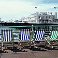 Palace Pier Brighton by Christopher Rees
